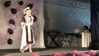 little miss hmong talent no 7: morsha vaj