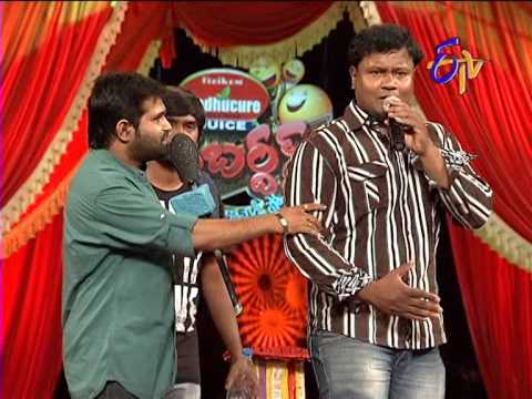 Jabardasth    Chalaki Chanti Performance on 10th April 2014