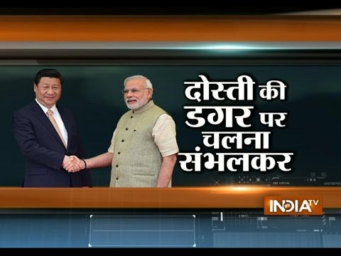 China - Subscribe to Official India TV YouTube channel here: http://goo.gl/5Mcn62 Border concerns dominate talks as India, China give fillip to trade, investment Social Media Links: Facebook :...