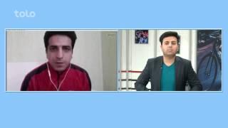 Interview with Amanullah Qaisari