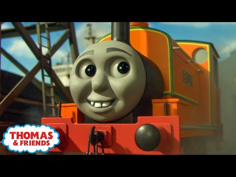 Thomas & Friends UK | Don't Be Silly, Billy | Full Episode Compilation | Season 10 | Vehicle Cartoon