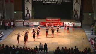 Dance Explosion - Deutsche Meisterschaft 2013