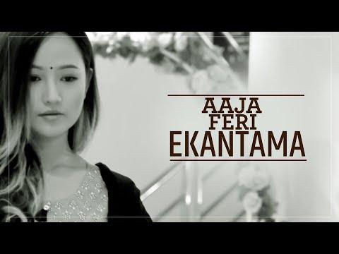 Video Aaja Feri Ekantama....Modern Song || Melina Rai || Janwi Bohora || Prakash Basnet download in MP3, 3GP, MP4, WEBM, AVI, FLV January 2017