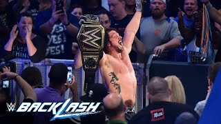 The Phenomenal One is SmackDown LIVE's WWE World Champion after a controversial bout against Dean Ambrose. #WWEWorldChampionship More ACTION on WWE NETWORK :...