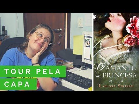 A CAPA DE AMANTE DA PRINCESA || VEDA #3 || Larissa Siriani