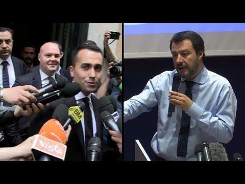 Italien: Regierungsbildung kurz vor dem Abschluss