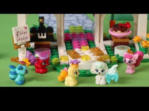 Конструктор Королевские питомцы: замок - LEGO DISNEY PRINCESS - фото № 4