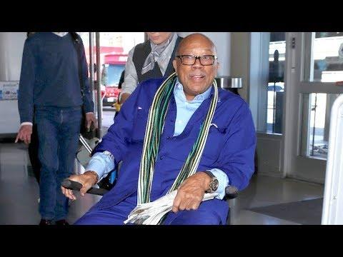Iconic Producer Quincy Jones Is No Fan Of Nicky Minaj Or Cardi B