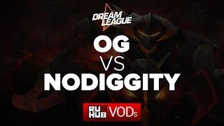 OG vs DiG, game 1