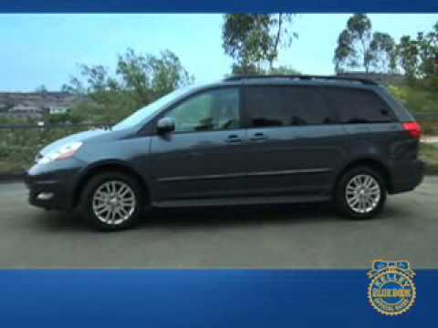 Sienna - FOR MORE CAR VIDEOS & REVIEWS VISIT: http://www.kbb.com/kbb/NewsAndReviews/VideoLibrary.aspx Toyota Sienna XLE AWD. We hate to show all our cards early, but ...
