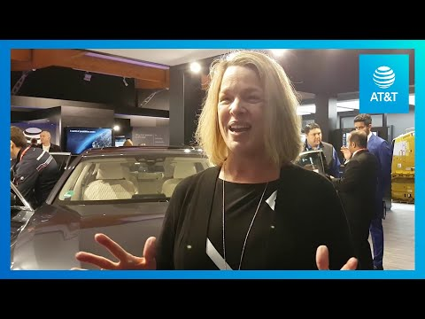 Mary-Beth Asher | Mobile World Congress 2018