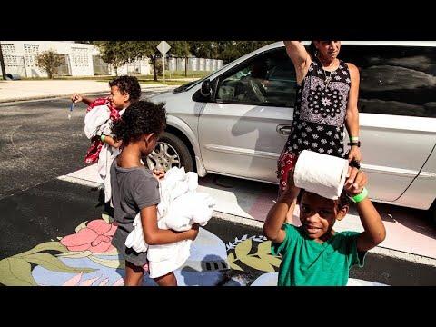 ΗΠΑ: Συναγερμός σε τρεις πολιτείες για τον τυφώνα Ντόριαν…