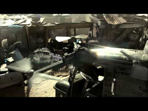 Tom Clancy's Ghost Recon: Future Soldier trailer