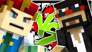 Minecraft | THE RANDOM LOW LEVEL POKÉMON CHALLENGE! - Crainer V Sparklez - Pokemon Craft