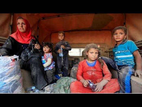 Μοσούλη: Φόβοι για ανθρωπιστική κρίση μεγάλων διαστάσεων