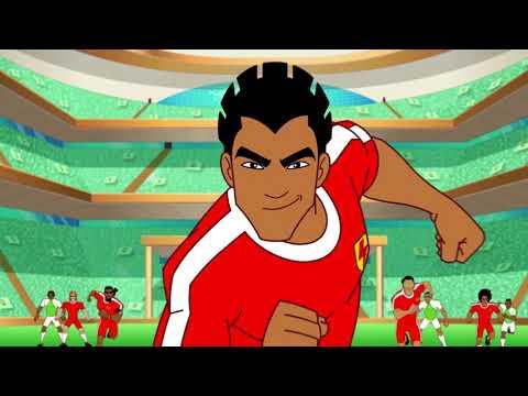 Supa Strikas - Season 4 Episode 51 - 12th Man | Kids Cartoon