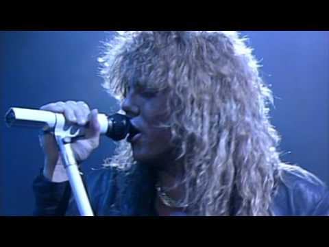 europe - Live at Solnahallen in Solna, Sweden (May 26, 1986) SETLIST: The Final Countdown Wings Of Tomorrow 05:37 Ninja 09:40 Carrie 14:00 On The Loose 18:30 Drum Sol...