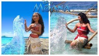 Video Disney Moana Characters in Real Life MP3, 3GP, MP4, WEBM, AVI, FLV Januari 2018