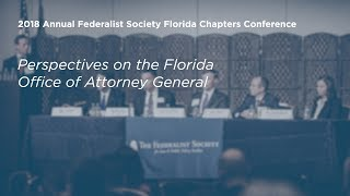 Click to play: Perspectives on the Florida Office of Attorney General