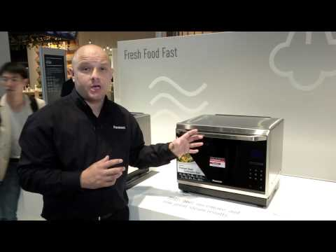 LATEST MICROWAVE STEAM OVEN TECHNOLOGY PANASONIC
