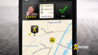 mytaxi – The Taxi App YouTube video