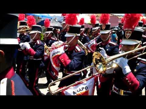 Desfile 15 de Septiembre, 2016 - IHCI y la ANAPO
