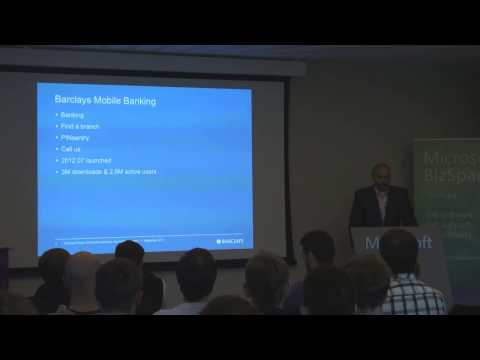 "Pre App Camp 2013 #2 - ""Mobile platforms: iOS and Windows phone"""