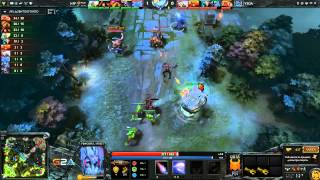 Vega vs NIP, game 2