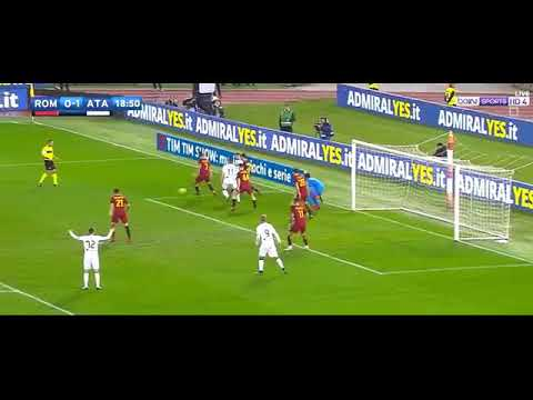 AS Roma vs Atalanta 1-2 Goals and Highlights 01-06-2018