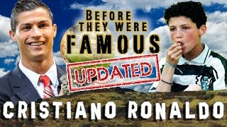 Video CRISTIANO RONALDO - Before They Were Famous - UPDATED MP3, 3GP, MP4, WEBM, AVI, FLV April 2018