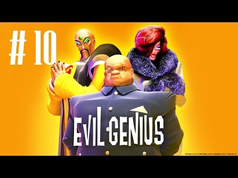 Evil Genius   Let's Play - Part 10