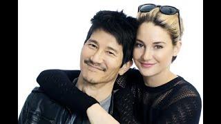 Shailene Woodley and Gregg Araki interview about their film White Bird in a Blizzard, based on the novel by Laura Kasischke.