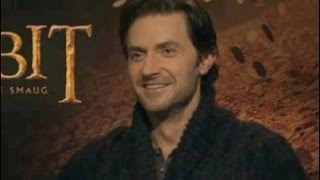 Richard Armitage Interview - The Hobbit: The Desolation of Smaug