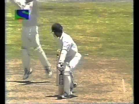 Test series review - Australia in Sri Lanka 1999/00