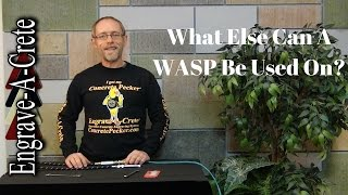 What else can you do with a Wasp