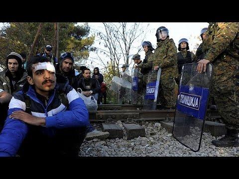 «Φρένο» στους οικονομικούς μετανάστες βάζουν βαλκανικές χώρες