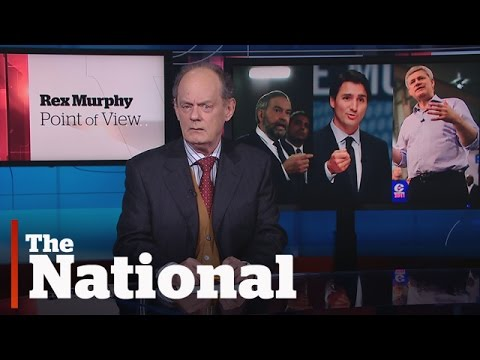 Rex Murphy | Canadian vs. U.S. Politics