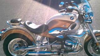 8. 2001 BMW R1200 C Phoenix Motorcycle