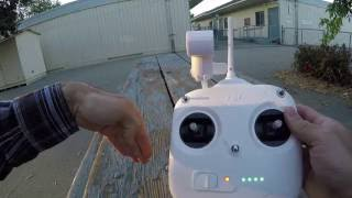 This video is for new Phantom 3 Standard owners. It is for absolute beginners looking to fly as quickly as possible with a decently...