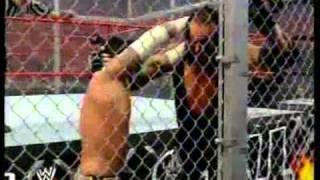 UnderTaker Vs CM Punk Hell In A CelI 2009