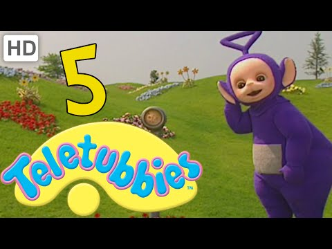 Teletubbies: Numbers Five (V3) - HD Video