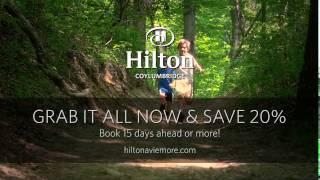 Spring and Summer Breaks at Hilton Coylumbridge