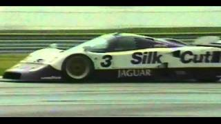 Jaguar History - Endurance Championship - Jaguar XJR 5&8