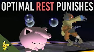 Optimal Rest Punishes – SSBM Tutorials