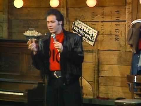 Old School Andrew Dice Clay at his Offensive Best (видео)