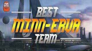 BEST MINN-ERVA TEAM - Marvel Strike Force - MSF