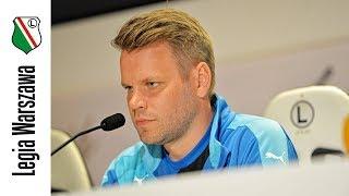 """- Gdybyśmy jeszcze raz mieli zagrać ten pierwszy mecz, podszedłbym do niego bardzo podobnie, dokonując jedynie niewielkich korekt pewnych detali. Przede wszystkim powinniśmy lepiej powstrzymywać kontrataki - powiedział trener IFK Mariehamn, Peter Lundberg, przed rewanżem z Legią.Polub nasz kanał i bądź z nami na bieżąco! http://goo.gl/0VEI4Oficjalny kanał YouTube Legii Warszawa - znajdziesz tu wszystko o Legii Warszawa: kulisy i relacje z meczów, treningów, konferencji prasowych, doping kibiców i wiele innych.Zobacz najlepsze oprawy kibiców Legii:https://www.youtube.com/playlist?list=PLXf6z5sfZiJVS9Rue8pZePgb7ojMmYK_GOdwiedź nas na:http://legia.com/index.php - Oficjalna strona Legii Warszawahttp://www.youtube.com/user/LegiaWarszawaOFFC - Oficjalny kanał YouTubehttps://www.facebook.com/LegiaWarszawa - Oficjalny Facebookhttps://plus.google.com/+LegiaWarszawa - Legia na Google+https://twitter.com/legiawarszawa - Legia na Twitterzehttp://sklep.legia.com/ - Oficjalny sklep Legii Warszawahttp://biznes.legia.com/ - Legia Bizneshttp://instagram.com/legiawarszawa - Legia Warszawa on InstagramZobacz nowy cykl materiałów """"Trybuna Kibica"""":https://www.youtube.com/playlist?list=PLXf6z5sfZiJW9QURLAQFlsPADFVfmJoqP""""TOK Gra Legia"""" - cotygodniowy cykl podkastowy:https://www.youtube.com/playlist?list=PLXf6z5sfZiJXf5iKbiKhTO7Lr_HDfg8oXCykl """"Sami swoi"""" należy do Was - kibiców warszawskiej Legii:https://www.youtube.com/playlist?list=PLXf6z5sfZiJUqTXppCVy37_4ArpYhg0Ge""""Fortuna Piłką Się Toczy"""" to magazyn, w którym gościć będziemy osoby związane i sympatyzujące z Legią Warszawa:https://www.youtube.com/playlist?list=PLXf6z5sfZiJU8xLCGYL7qNG_0cIJuqnOvZobacz Akademię Techniki Legii Warszawa:http://www.youtube.com/playlist?list=PLXf6z5sfZiJWGz1BODWZGWiT3rpXHWzlAhttp://youtu.be/RJL-x5ladmghttp://youtu.be/eXuhvpO6mjIhttp://youtu.be/qO47VeJdNU4http://youtu.be/iY72cHLnBqchttp://youtu.be/kOL3lFUZqe4http://youtu.be/Il_IhLJHFy8http://youtu.be/AkYLFu9aEEshttp://youtu.be/t-Srf1pOydUhttp://youtu.be/9F92Az"""