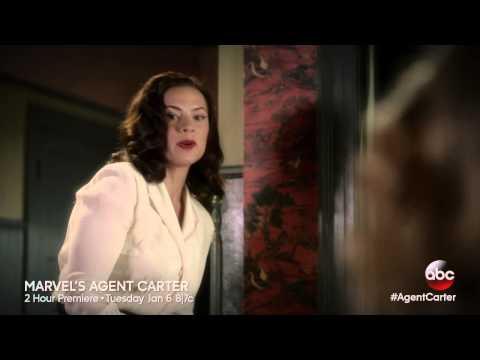 Marvel's Agent Carter 1.01 (Clip)