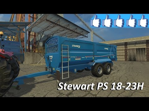 Stewart PS18 23H V2