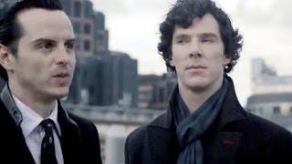 Rooftop Showdown - Sherlock Series 2 - BBC